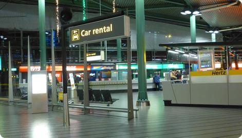 Enterprise Rent A Car Schiphol Airport