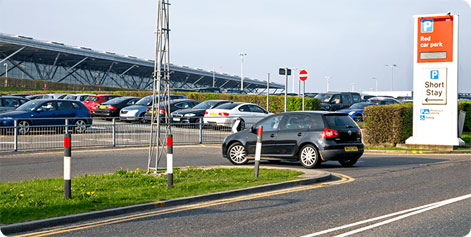Stansted parking