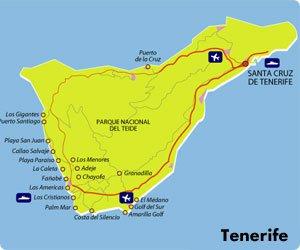 Tani wynajem samochod w teneryfa po udniowa rent a car - Europcar puerto de la cruz ...